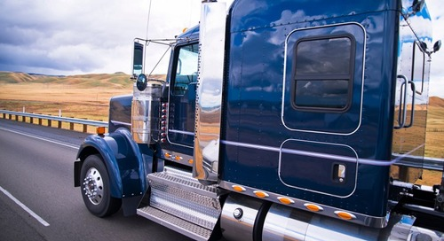 US truckers' pricing power receding