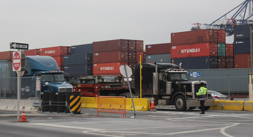 NY-NJ truckers wary of port appointment system expansion