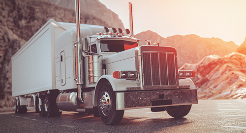 Top 50 trucking company rankings 2018