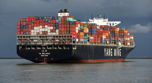 Yang Ming sees darkening container outlook