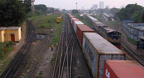 Chittagong-Dhaka rail expansion critical