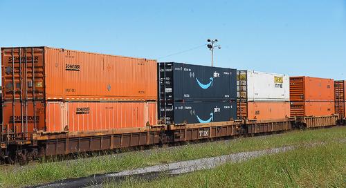 Rails, trucking hauling light this US peak season