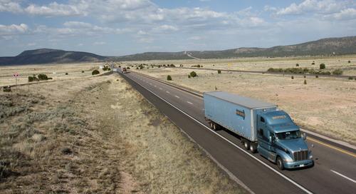 US truck index signals rebounding demand