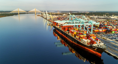 JAXPORT expansion gets federal funding boost
