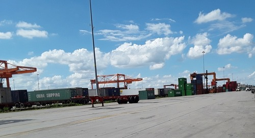 Chicago truckers publishing rail turn times
