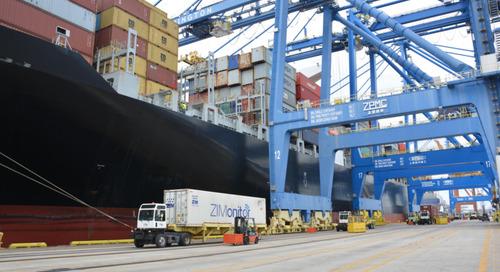 Industry lobbies to pull tariffs on port equipment