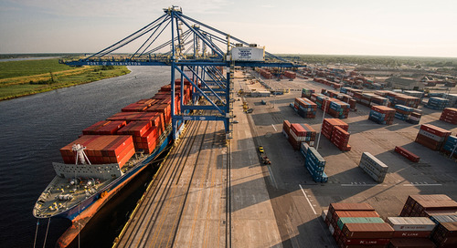 Wilmington port speeds up infrastructure projects