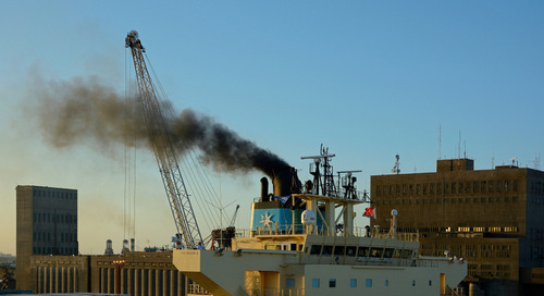 Shipping emissions data quality not an excuse for inaction