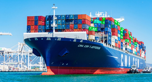 CMA CGM: Ratings cut highlights huge container shipping debt levels - JOC.com