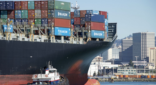 Trans-Pacific carriers ready extra loaders for peak season
