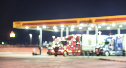 US truckload pricing battle heats up