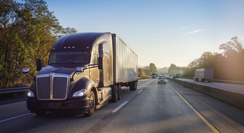 US truckload rates remain depressed this summer