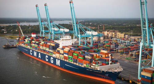 Virginia moves to become deepest US East Coast port