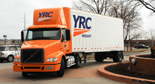 Teamsters, YRC agree in principle on new contract