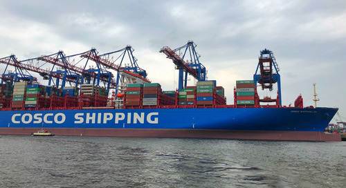 Ant, Alibaba sign blockchain deal with COSCO Shipping - Ledger Insights