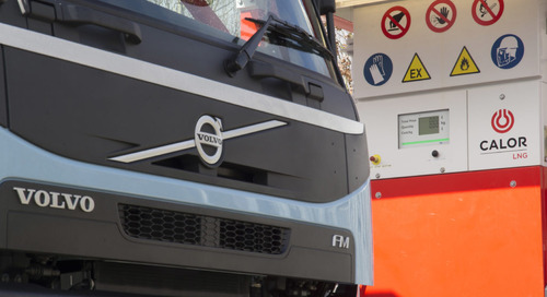 Volvo issues warning on truck emissions
