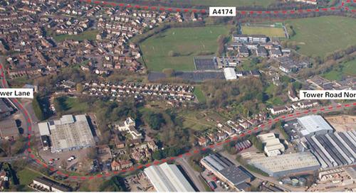 Chancerygate to develop 121,000 sq ft at Warmley
