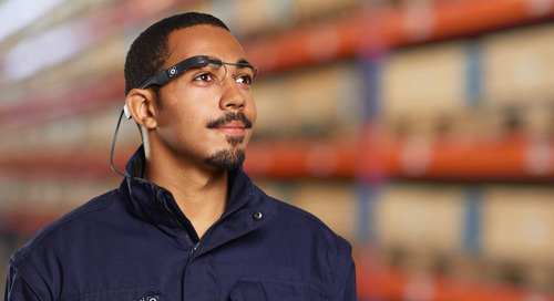 Deutsche See to see with smart glasses