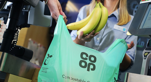 Co-op to offer compostable carrier bags