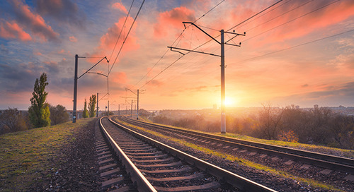 U.S. rail carload and intermodal volumes see gains for week ending July 14