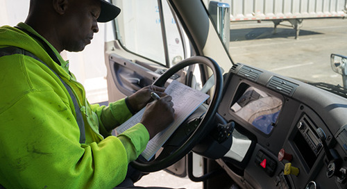 How to Survive a DOT Roadside Inspection