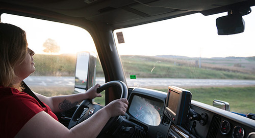 Women in Trucking: Jodi Edwards Leads by Example