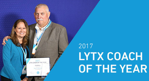 Lytx Coach of the Year Billy Roach Shares Secrets of His Success