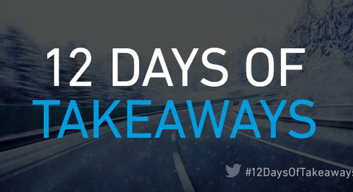 12 Days of Takeaways
