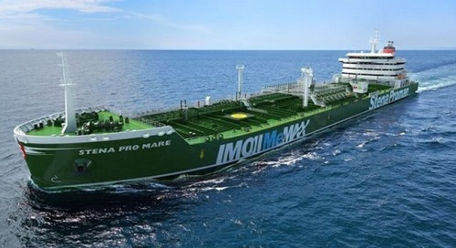 Proman Stena Bulk and GSI Sign Deal for New Methanol Tankers - The Maritime Executive