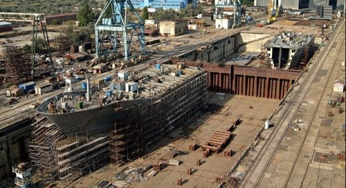 Dramatic Decline in 2020 Shipbuilding Orderbook, Increased Demolitions - The Maritime Executive