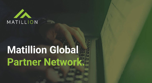 Matillion Introduces Global Partner Network