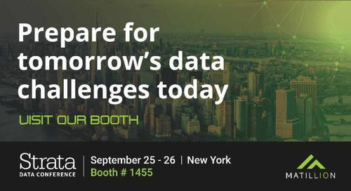 See You at the Strata Data Conference