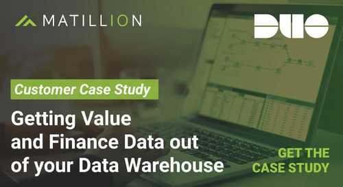 Faster Financial Reporting for Duo Security (case study)