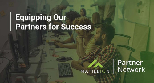 The Matillion Partner Network: Equipping Our Partners for Success