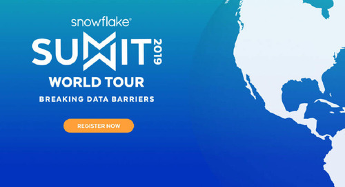Partner Wins and Customer Insights at Snowflake World Tour