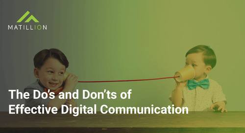 The Do's and Don'ts of Effective Digital Communication