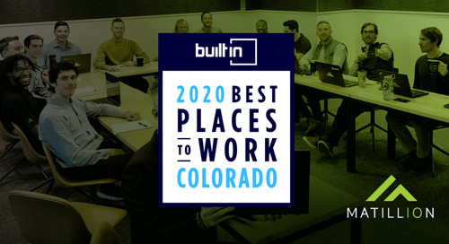 """Here's What Makes Matillion A """"Best Place to Work"""""""