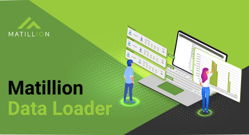 How Businesses Are Simplifying Data Ingestion with Matillion Data Loader