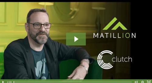Matillion Data Loader and Clutch: Helping Customers Break Down Silos