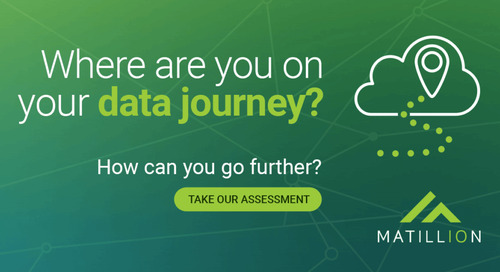 Move Forward On Your Cloud Data Journey: Take Our Assessment