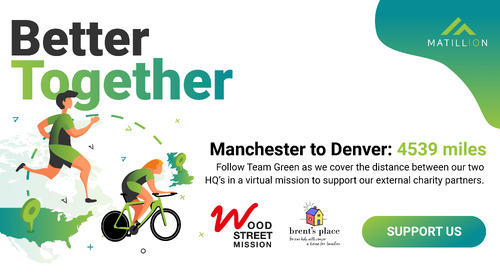 Better together: measuring miles for a cause
