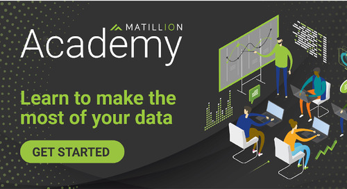 Matillion Academy Provides Product Training for Customers and Partners