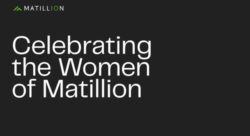 Celebrating the Women of Matillion