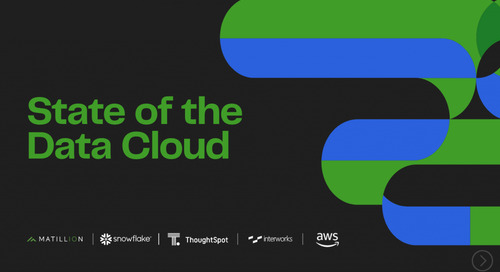 It's Time to Embrace the Data Cloud: Here's Why