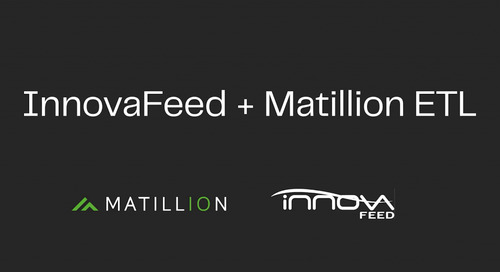 Insights From the Modern Data Team: Innovafeed
