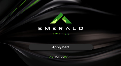 The Inaugural Emerald Awards Are Here, and Open for Submissions!