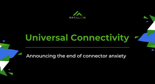 Universal Connectivity to the rescue!