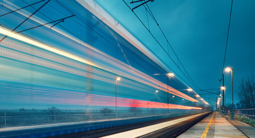 How OEMs can succeed in digitized rail infrastructure