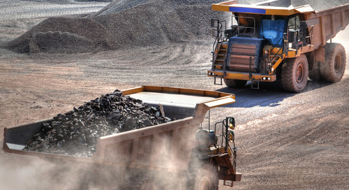 Productivity across the global mining sector is starting to improve