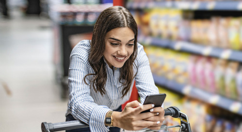 Digital disruption at the grocery store